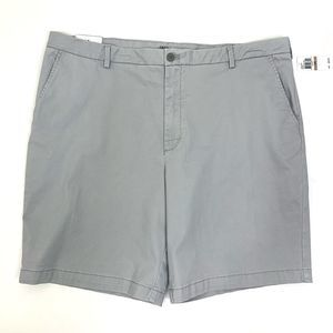 IZOD 42W Saltwater Classic-Fit Stretch Chino Short